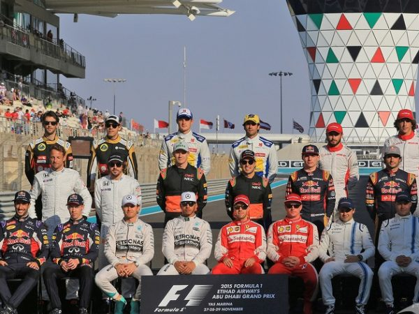 Yas marina 2019 GP F1 – il paddock