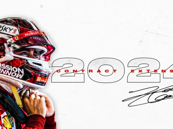 La Ferrari blinda Leclerc