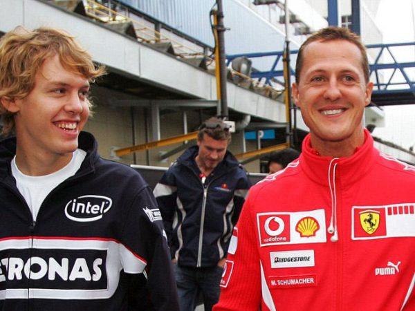 Michael Schumacher – situazione attuale
