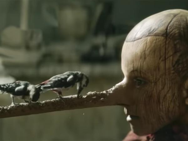 Pinocchio, la trama originale…
