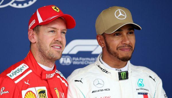 Colpo di scena per Lewis Hamilton