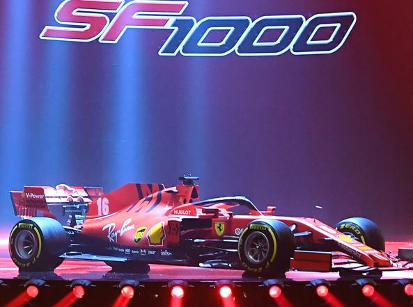 Ecco la Nuova Ferrari 2020