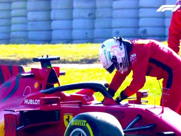 Test F1 – Cosa sta succedendo alle Ferrari