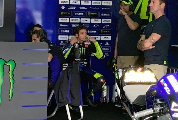 Day 1 - MotoGP, test in Qatar