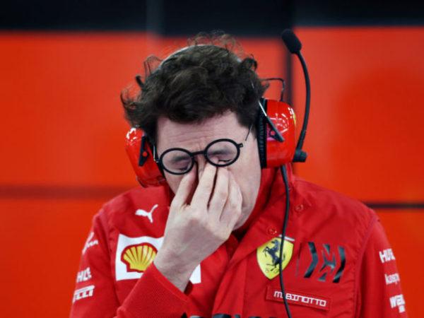 Formula 1 – Situazione Ferrari