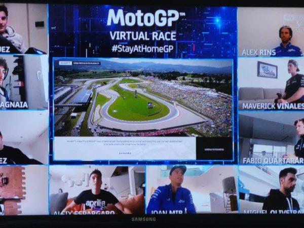MotoGP Mugello 2020: risate assicurate!