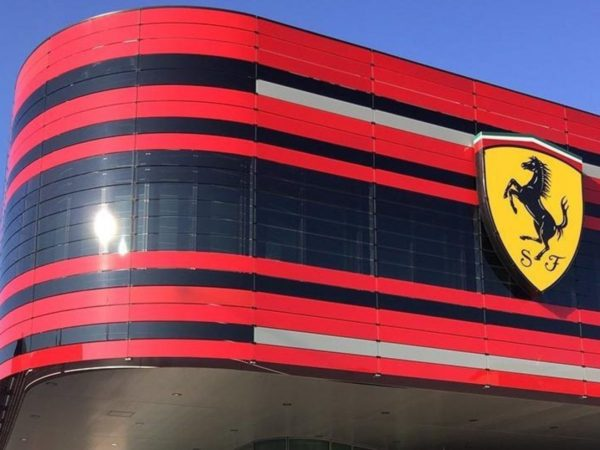 Inizia il GP di Formula 1