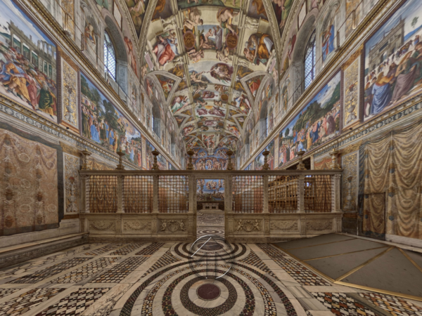 Visite Virtuali – la reazione dei musei di tutto il mondo.