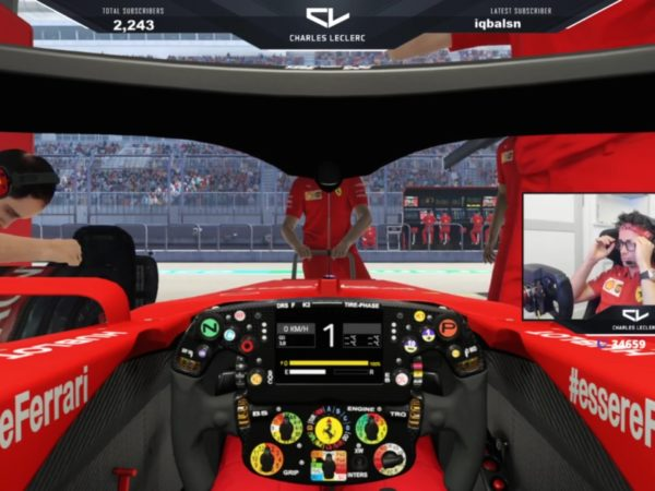 F1 2020, GP Virtuale Cina: i risultati