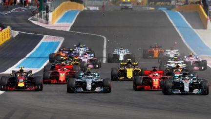 F1 – possibile protocollo per la ripartenza