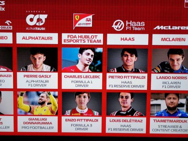 F1 GP Baku 2020: i risultati del virtuale