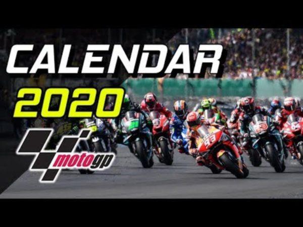 Moto GP – Calendario attuale