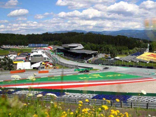 Gran Premio di Stiria – il paddock