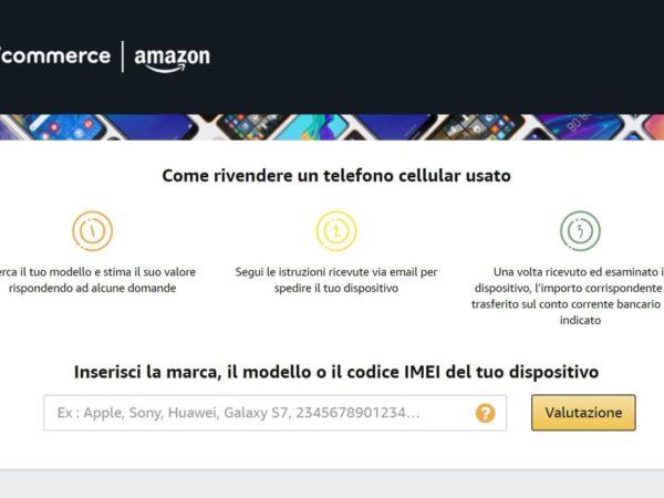 Amazon, le ultime novità fra smartphone usati e serie tv