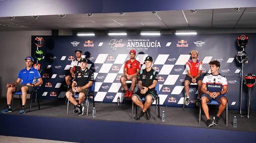 MotoGP Andalucia – conferenza stampa