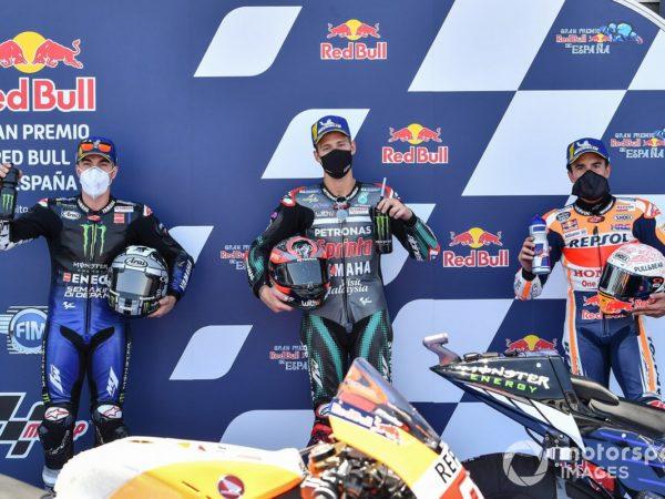 MotoGP Spagna – le qualifiche