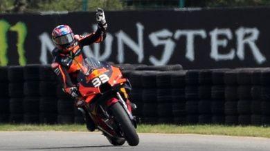 MotoGP 2020 Repubblica Ceca - la gara
