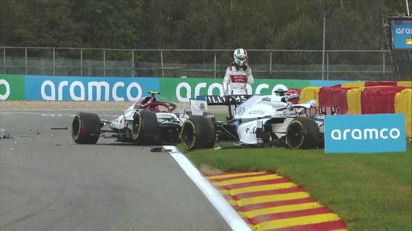 Gran Premio del Belgio 2020