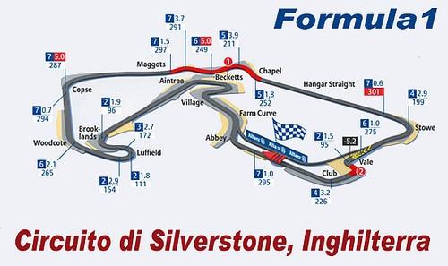GP Gran Bretagna F1 – la conferenza stampa