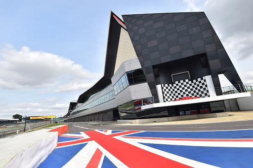 F1 2020 Silverstone – il paddock