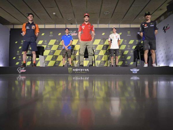 MotoGP 2020 Catalunya – Conferenza stampa