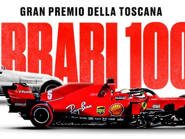 Formula 1 2020 Mugello - la gara