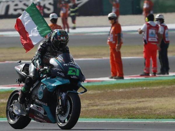 Misano 2020 MotoGP – la gara