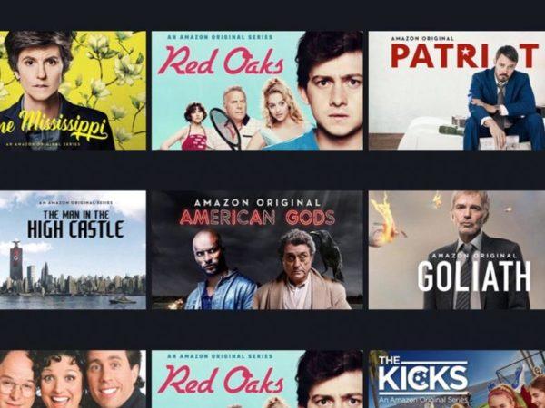 Le Serie TV Amazon Prime del 2020