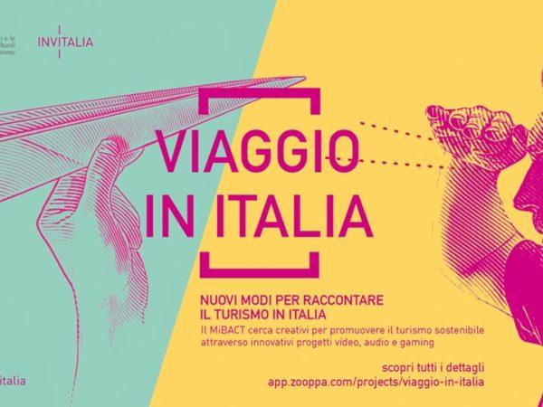 Viaggio in Italia. Nuovi modi di raccontare il turismo