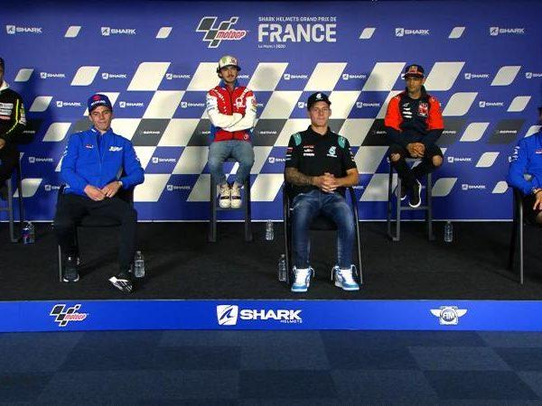 MotoGP Francia – la conferenza stampa