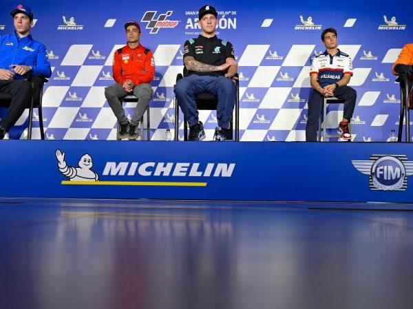 MotoGP Aragon – conferenza stampa