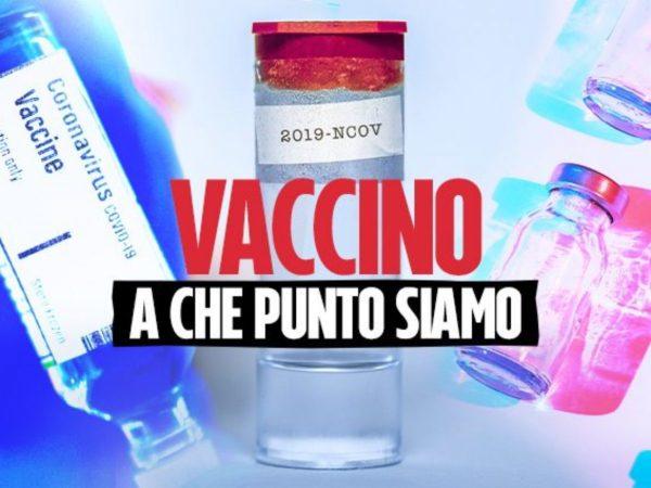 Vaccino Covid 19 ecco a che punto siamo