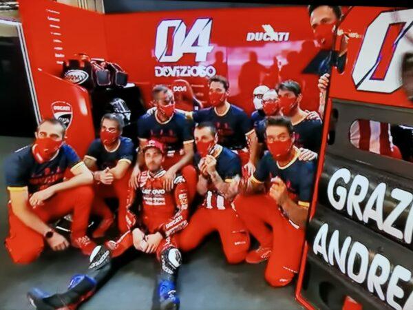 MotoGP Portogallo – la gara