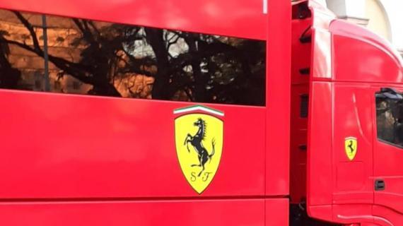 Ferrari e il motore 2021
