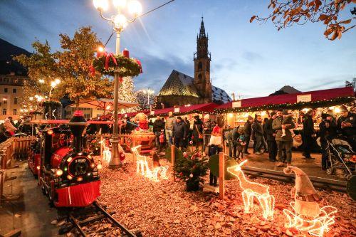 Covid, i mercatini di Natale annullati