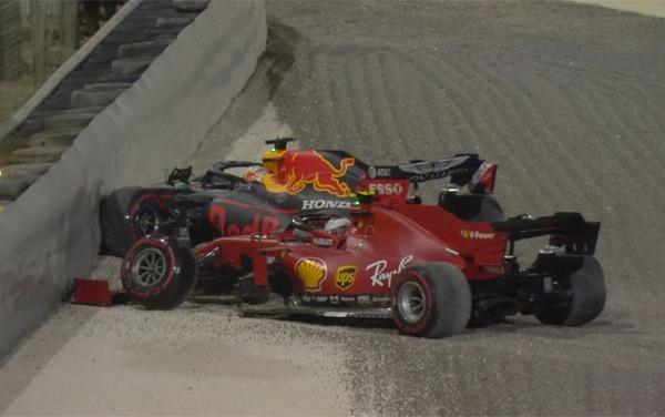 Sakhir 2020 GP F1 – la gara