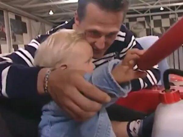 Nel 2021 Mick Schumacher in F1