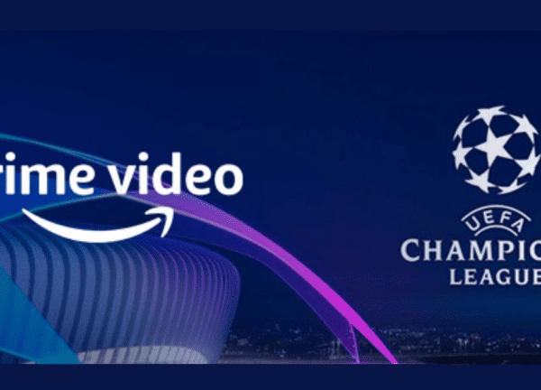 Amazon si prende anche la Champions