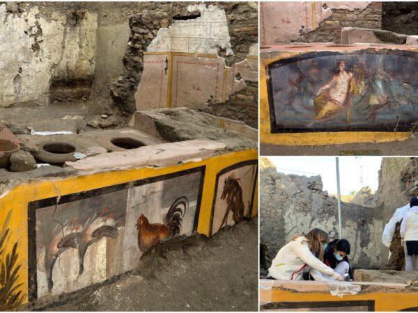 Pompei e il suo dono di Pasqua per i turisti