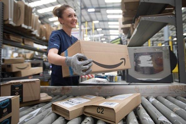 La sicurezza per Amazon