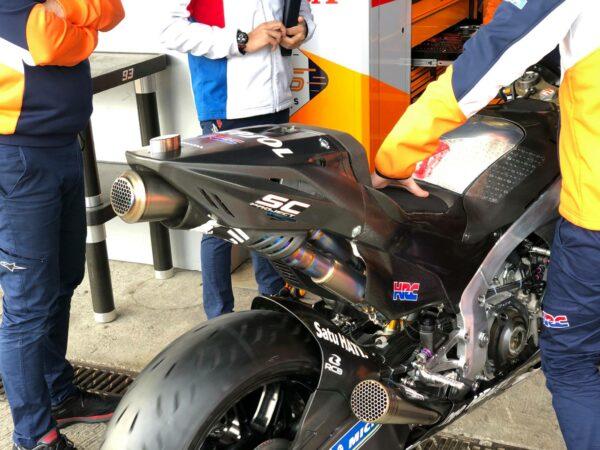 MotoGP – l'analisi delle evoluzioni testate a Jerez