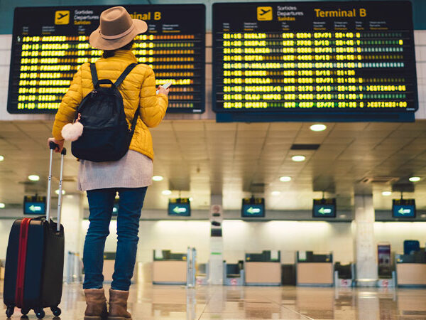 Gli effetti dello STOP ai viaggi