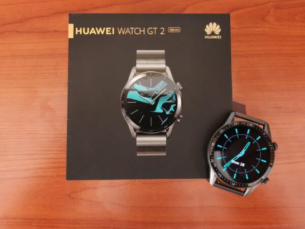 Huawei Watch GT 2: uno smartwatch da 7 in pagella