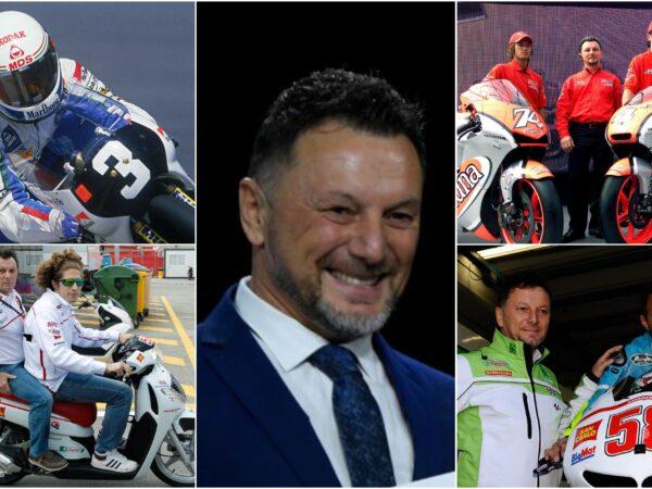 Il mondo delle due ruote dice addio a Fausto Gresini
