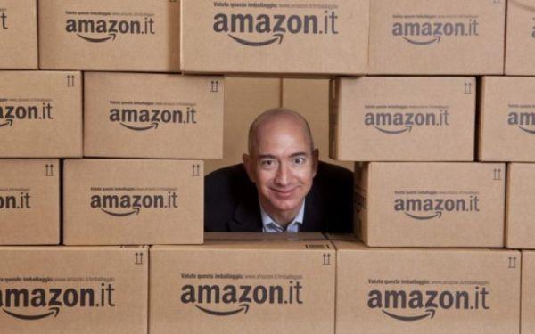 Jeff Bezos cambia mestiere