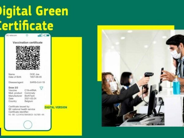 Digital Green Certificate