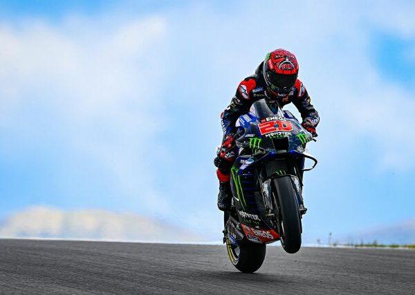 MotoGP 2021 Portimao – la gara
