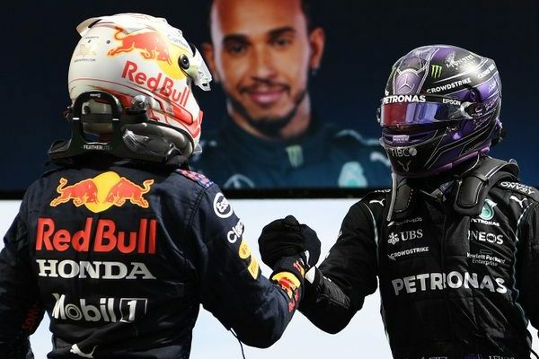 GP F1 2021 – la gara in Spagna
