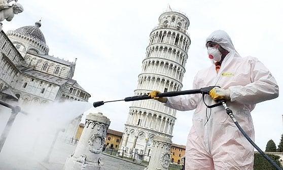 I danni del Covid al turismo