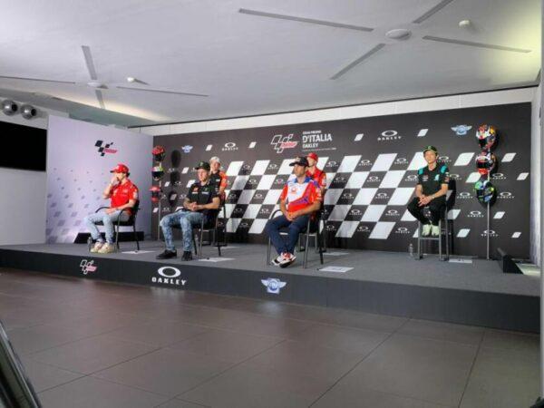 MotoGP 2021 Mugello – Conferenza stampa